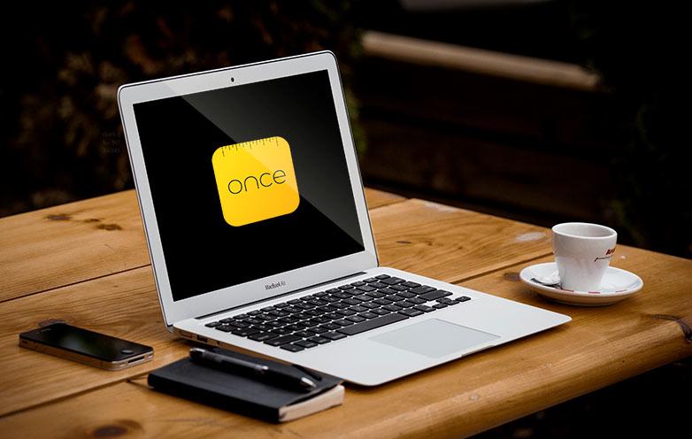 once desktop